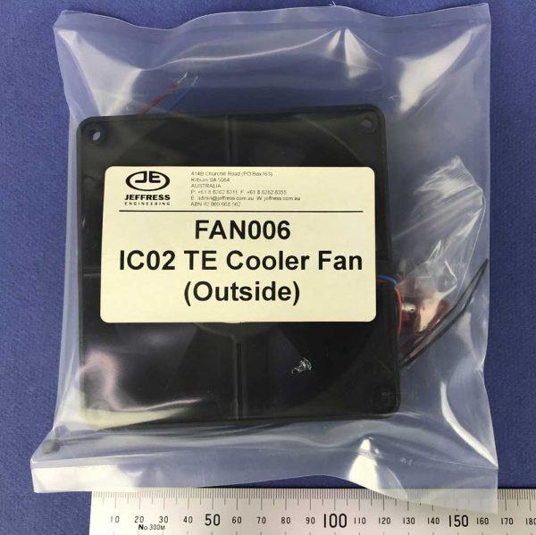 IC02 TECA Fan (Outside) FAN006