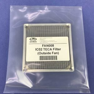 IC02 TECA Outside Fan Filter FAN008
