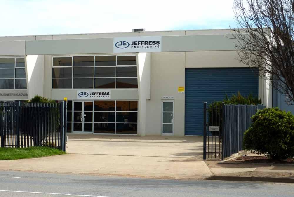 Jeffress Engineering Pty Ltd.