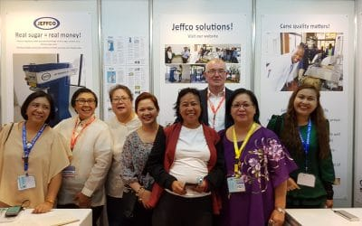 Jeffress Engineering active once again at Philsutech 2019