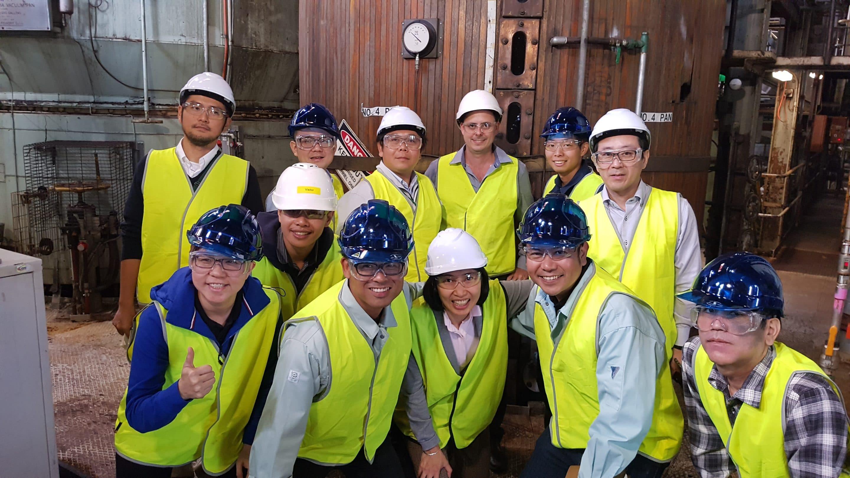Group photo Condong sugar mill