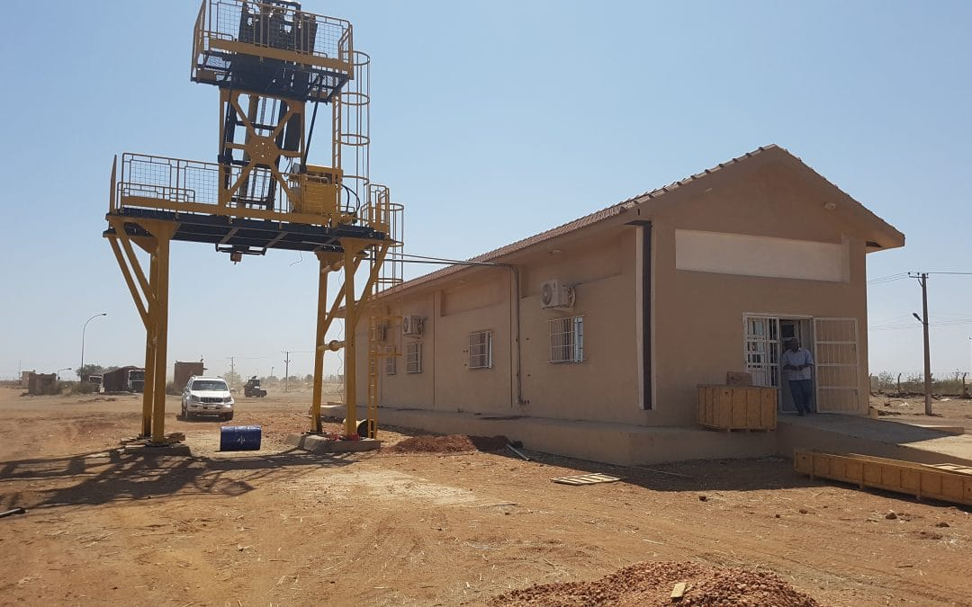 Jeffress Engineering Commissions new Jeffco technology in Sudan