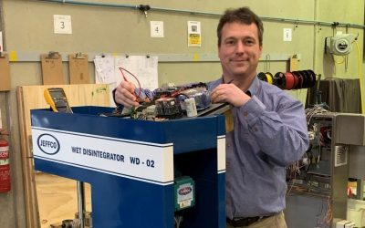 Jeffress Engineering continues to grow with another new employee