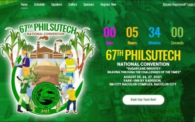 Jeffress Engineering attends and presents at the 67th Philsutech Sugar Conference: Improving sugar factory laboratories